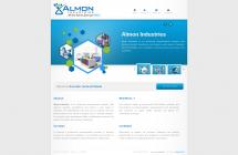 almon-website-design