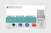 willy-business-card